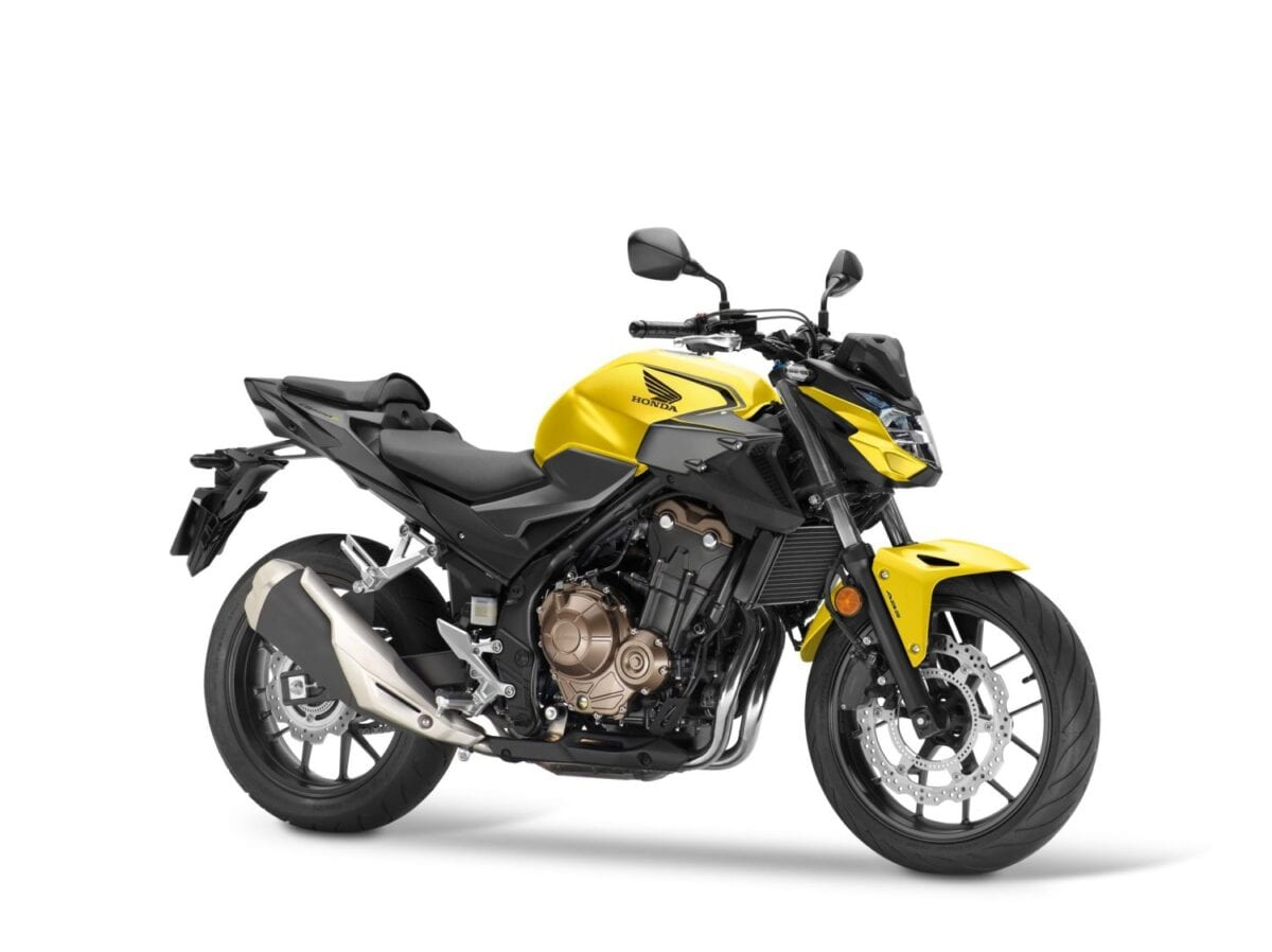 Honda's CB500 range gets an update for 2021. Euro 5 compliant, A2-licence CB500X, CB500F and CBR500R revealed.