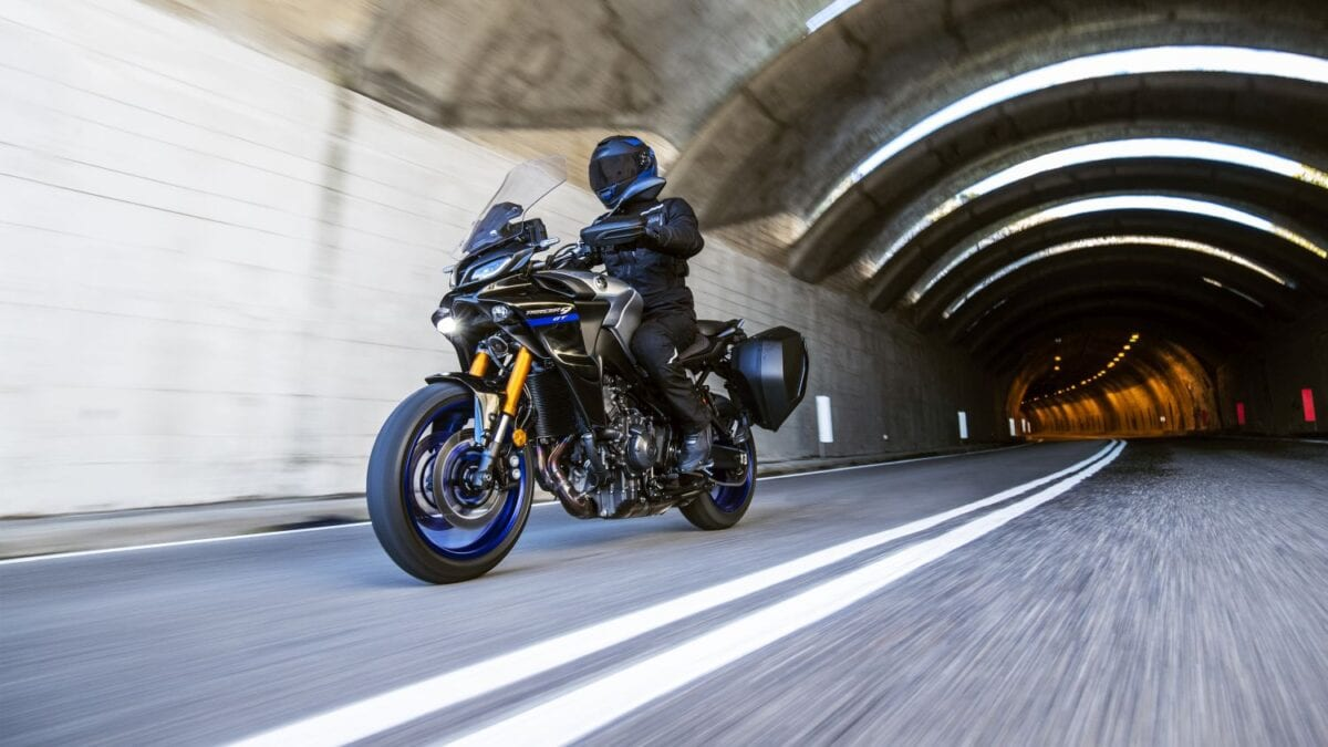 All-new Tracer 9 and Tracer 9 GT from Yamaha