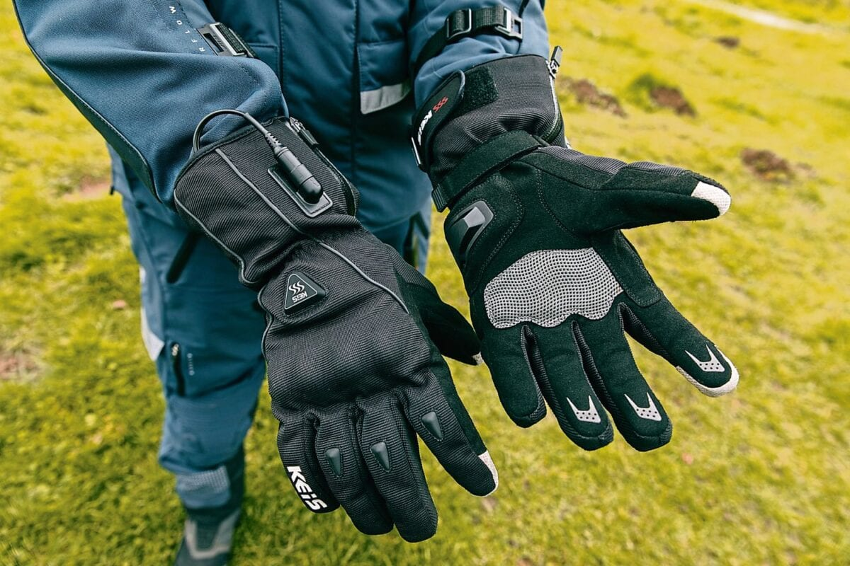 TESTED: Keis G701 Heated Gloves