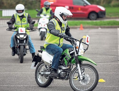 CBT training & motorcycle lessons will resume on March 29