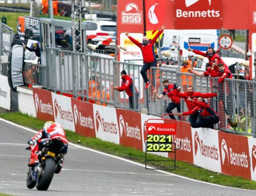 Bennetts to continue as BSB title sponsor for two more years