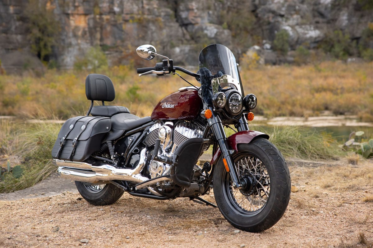 Indian Motorcycle Superchief Limited
