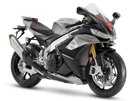 Aprilia reveal fresh 2021 RSV4 superbike range