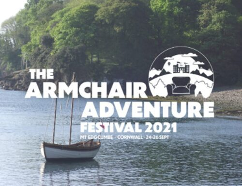 Armchair Adventure Festival is coming to Cornwall