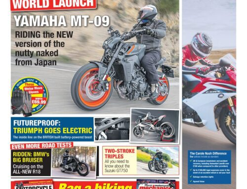 PREVIEW: Inside the May issue of MoreBikes