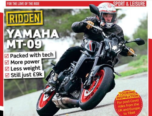 PREVIEW: May issue of Motorcycle Sport & Leisure