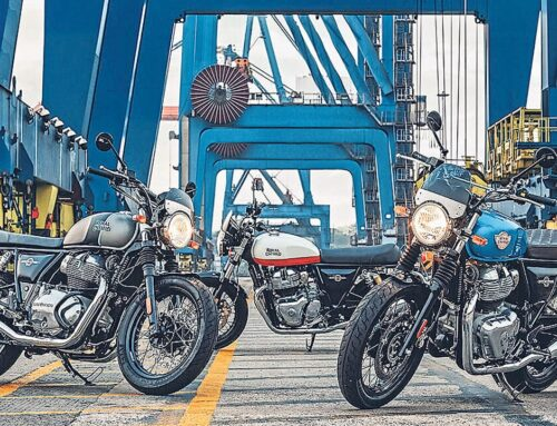 Royal Enfield refreshes its Interceptor and Continental GT