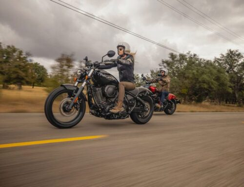 Indian partners with International Female Ride Day to empower women