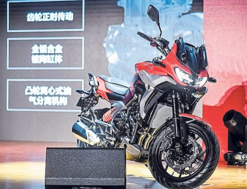 Zongshen reveals Norton powered Cyclone RX6