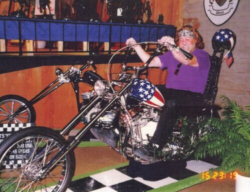 'Easy Rider' Captain America motorcycle to be sold at auction