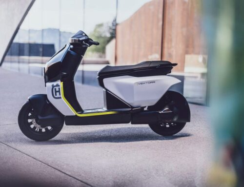Husqvarna add Vektorr electric scooter to its e-mobility range