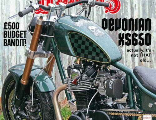 PREVIEW: July issue of Back Street Heroes magazine