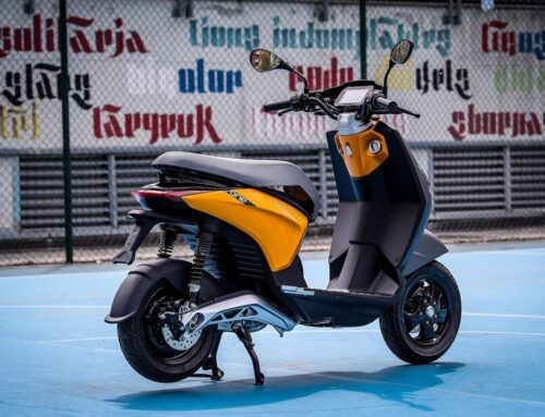 Piaggio ONE e-scooter designed for youngsters launched
