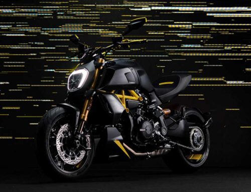 Stunning new makeover for Ducati Diavel 1260 S unveiled
