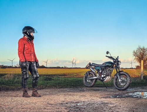 Learner's guide to motorcycle insurance