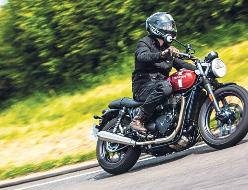 Choosing the right motorcycle insurance policy