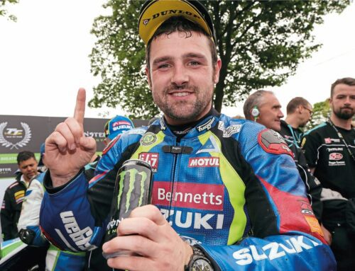 Michael Dunlop to debut at 2021 Classic Motorcycle Mechanics Show