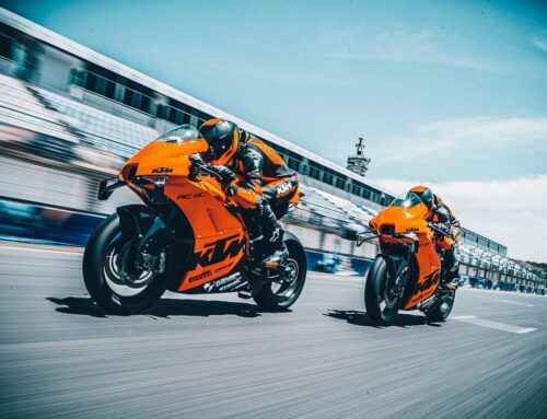 The KTM RC 8C sells out in under five minutes