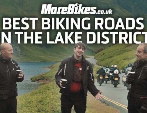 VIDEO: The Best Biking Roads in the Lake District