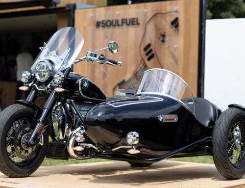 Watsonian reveal BMW R 18 concept sidecar outfit