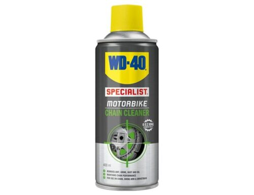 WD-40 Chain Cleaner