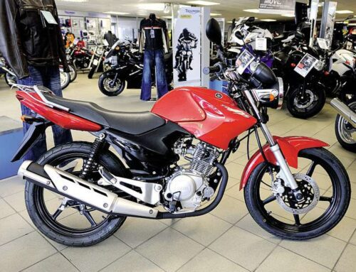 Buying your first bike