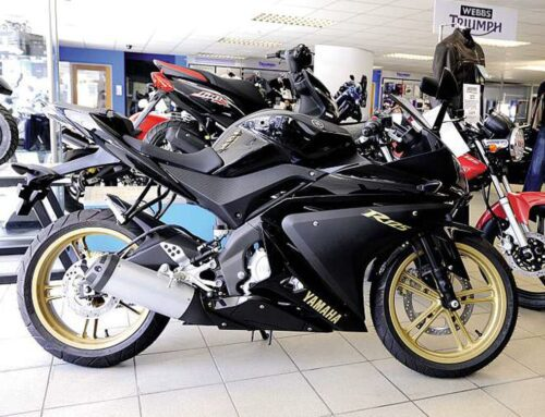 How to buy a used 125