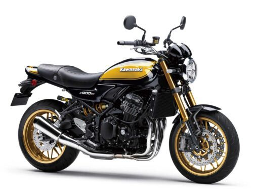 Kawasaki reveal Z900RS SE with 1970s tribute paint