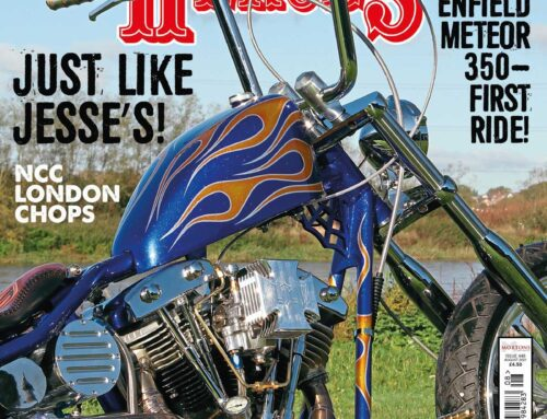 PREVIEW: August issue of Back Street Heroes magazine