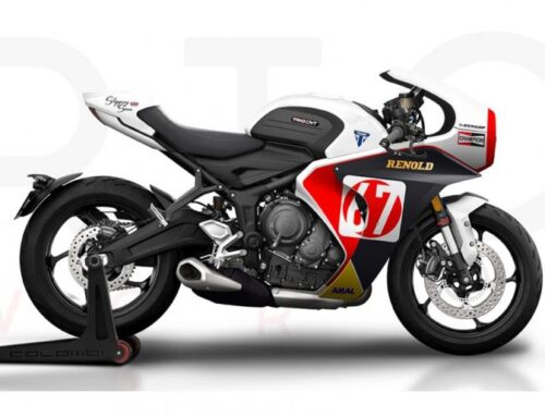KIT OUT your Triumph's Trident 660. TWO fairing kits from Arton Works.