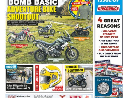 PREVIEW: August issue of MoreBikes newspaper