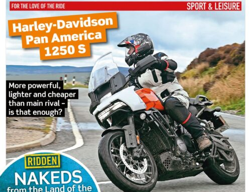 PREVIEW: August issue of Motorcycle Sport & Leisure magazine