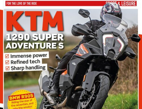 PREVIEW: July issue of Motorcycle Sport & Leisure