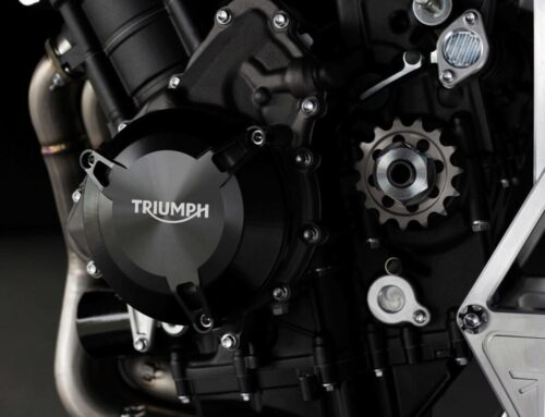Moto2: TRIUMPH confirmed as engine supplier for THREE more years