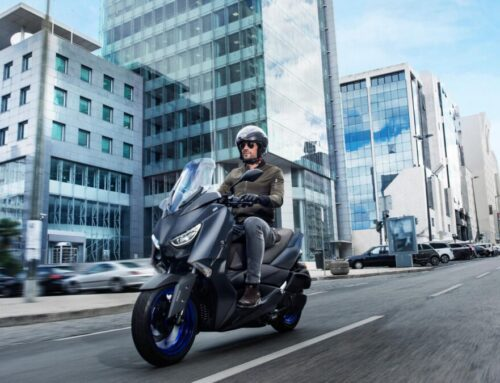 2022 Yamaha Sport Scooters – XMAX and XMAX Tech Max
