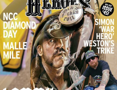 PREVIEW: November issue of Back Street Heroes magazine