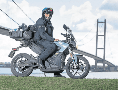 5000 miles around the UK on an electric bike – for under £19!
