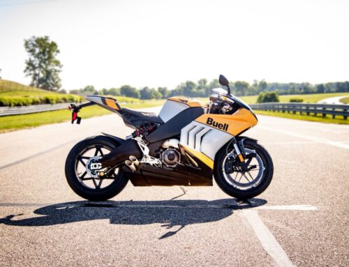 Buell to Start Hammerhead Production & Online Reservations Nov. 1, 2021