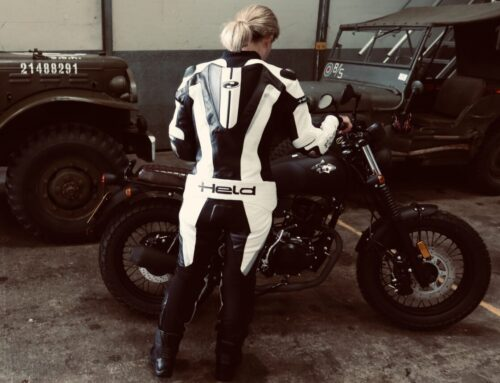 Ladies Who Ride! Review: Held Ayana II one-piece ladies motorcycle leathers