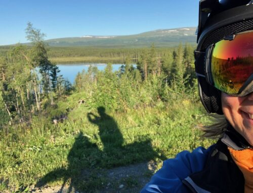 Motorcycling made me feel alive