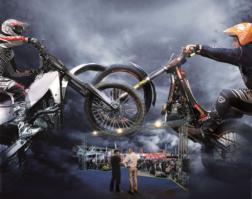 The International Dirt Bike Show