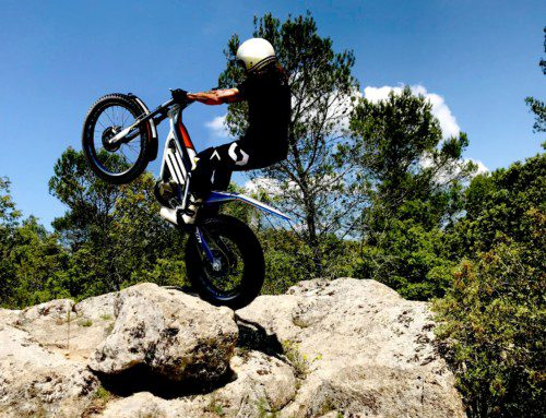 Inch Perfect Trials confirmed for Dirt Bike Show!
