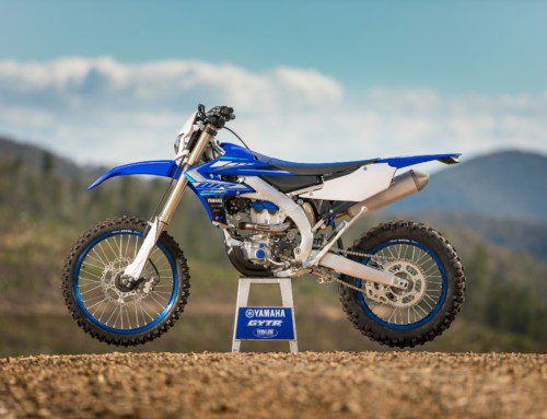 2020 WR250F TO MAKE EUROPEAN DEBUT AT INTERNATIONAL DIRT BIKE SHOW!