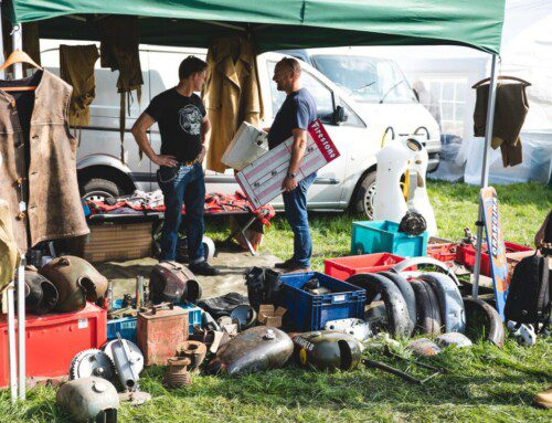 TRADERS INVITED FOR A KNEES UP AT THE EUROJUMBLE