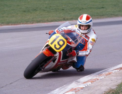Fast Freddie to star at Newark Winter Classic Bike Show