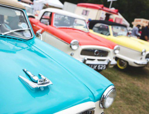 THE COUNTDOWN IS ON FOR THE PASSION FOR POWER CLASSIC MOTOR SHOW