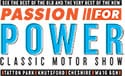 'Passion For Power' Classic Motor Show Logo